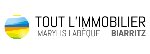 Logotype TOUT L'IMMOBILIER BIARRITZ